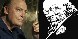 Stacy Keach is Wallenquist in Sin City 2