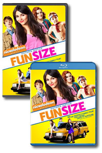 Fun Size on DVD Blu-ray today