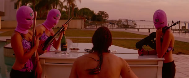 Spring Breakers red band trailer