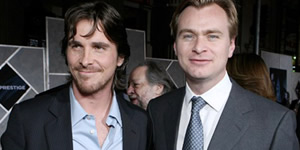 Christian Bale / Christopher Nolan / Justice League