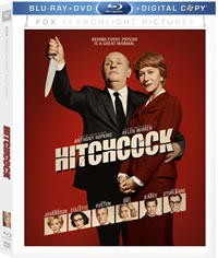 Hitchcock on DVD Blu-ray today