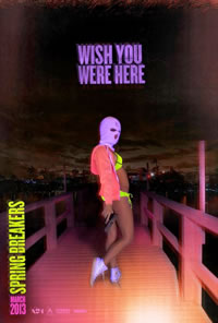 Spring Breakers box office