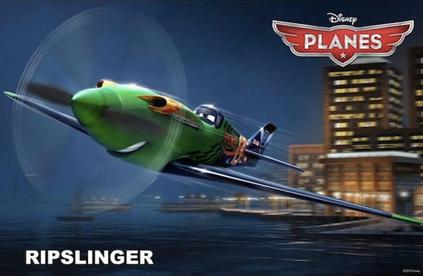 Roger Craig Smith will voice Ripslinger in Planes
