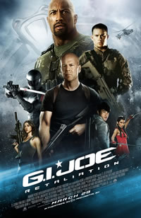 G.I. Joe Retaliation Box Office Results
