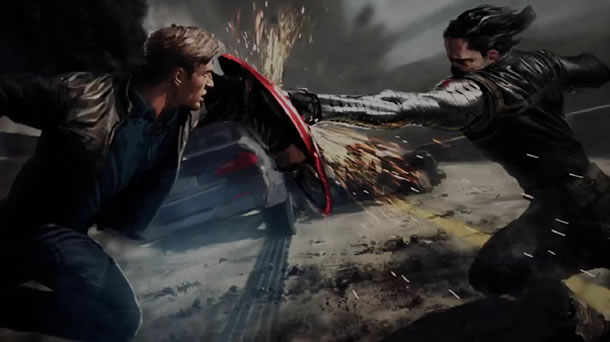 Captain America: The Winter Soldier Concept Art #1