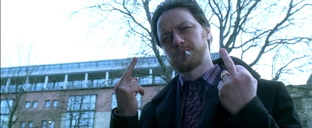 Filth red band movie trailer
