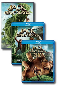 Jack the Giant Slayer on DVD Blu-ray today