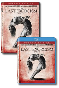 The Last Exorcism Part II on DVD Blu-ray today