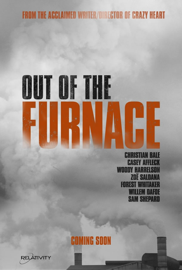 Out of the Furnace poster
