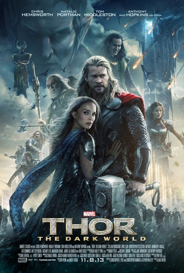 Thor: The Dark World : Payoff Poster
