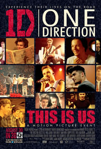 One Direction box office results