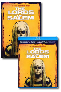 The Lords of Salem on DVD Blu-ray today
