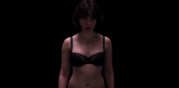 Under the Skin teaser trailer