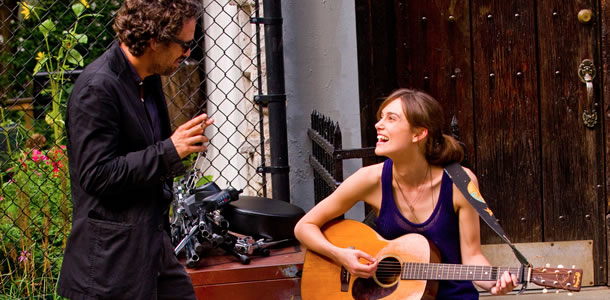 Can a Song Save Your Life? movie review