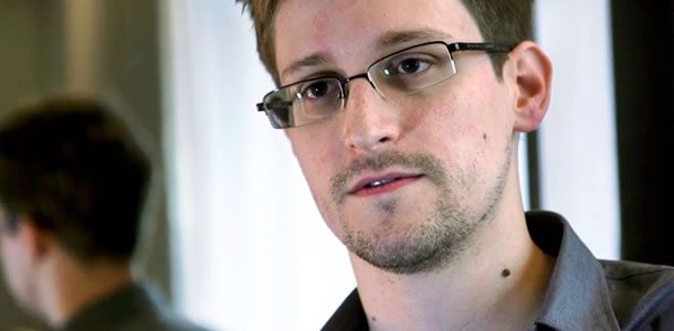Edward Snowden movie in the works