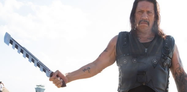 Machete Kills movie review