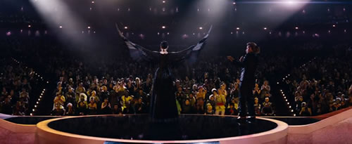 The Hunger Games: Catching Fire Coldplay trailer