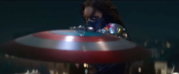 Captain America 2: The Winter Soldier movie trailer