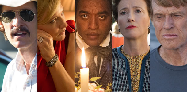 2014 Oscar Predictions: Best Actor and Actress