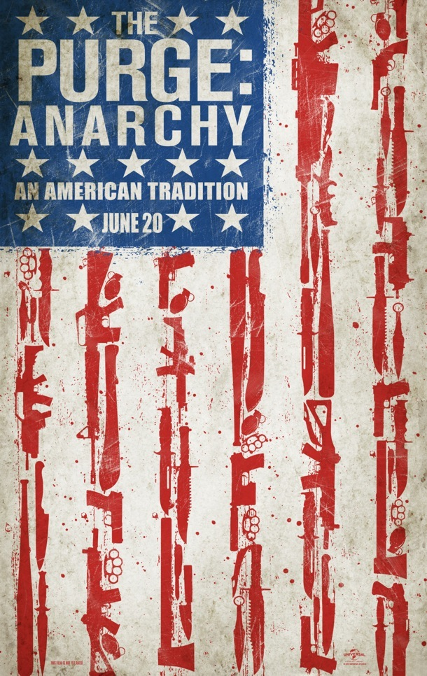 Watch: 'The Purge 2: Anarchy' Teaser Trailer | Rope of Silicon