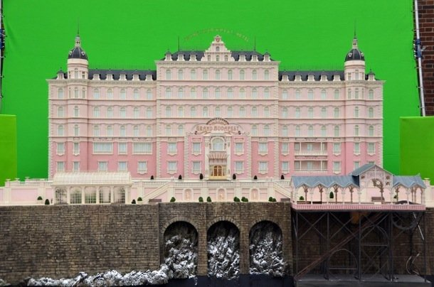 Design and construction of 39 the grand budapest hotel for Design hotel budapest
