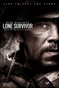 Lone Survivor on DVD Blu-ray today