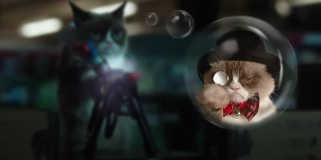 Grumpy cats worst christmas ever trailer looks as bad as youd grumpy cats worst christmas ever trailer thecheapjerseys