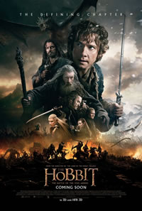 The Hobbit: The Battle of the Five Armies box office