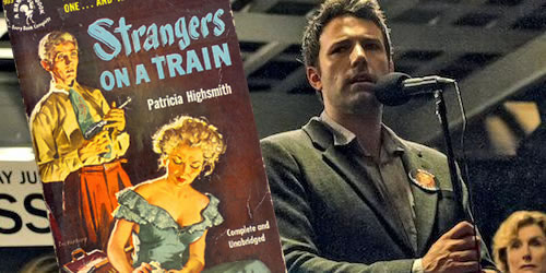 Strangers on a Train remake Affleck Fincher Flynn