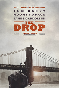 The Drop on DVD Blu-ray today