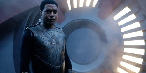 Chiwetel Ejiofor courted for Doctor Strange