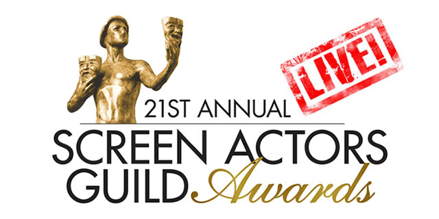2015 Screen Actors Guild (SAG) Awards live blog and winners