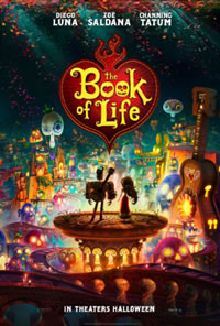 The Book of Life on DVD Blu-ray today