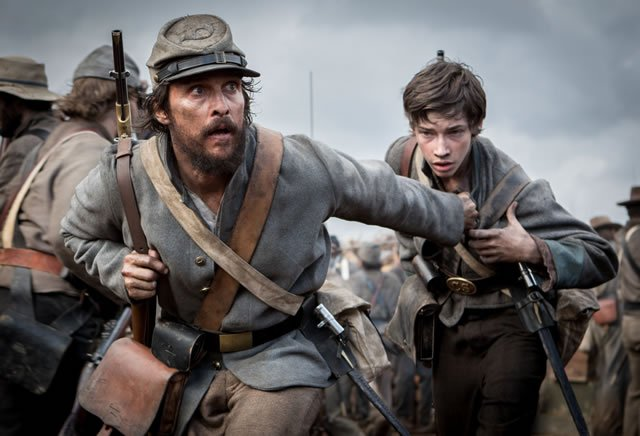 Picture of Matthew McConaughey in The Free State of Jones