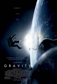 Gravity - Diamond Luxe Special Edition on DVD Blu-ray today