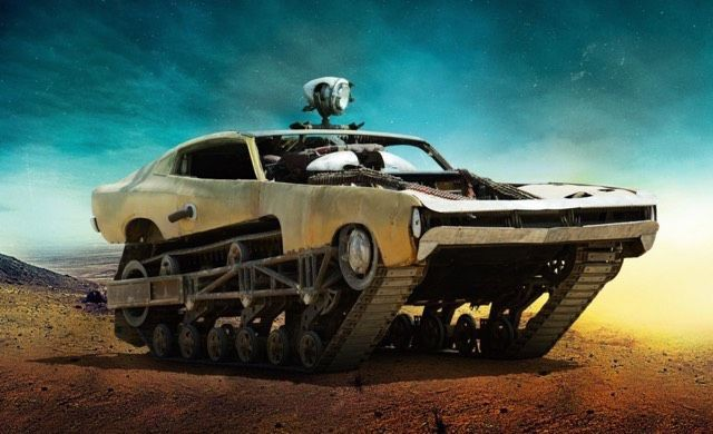 Mad Max Fury Road Check Out 10 Modified Vehicles Of