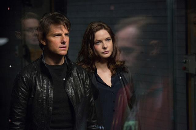 Mission Impossible 5 Rogue Nation pictures