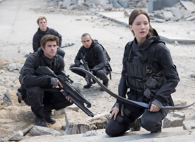 Hunger Games Mockingjay Part 2 picture