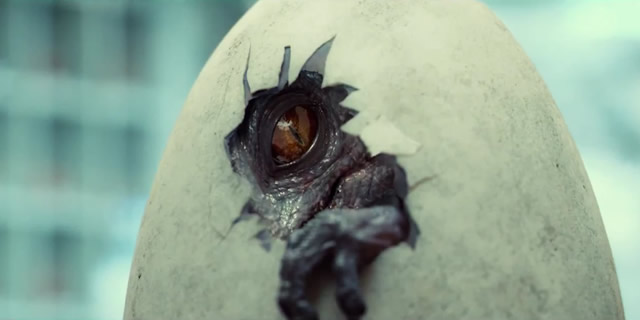 Jurassic World extended first look