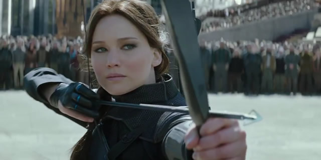 The Hunger Games: Mockingjay - Part 2 official trailer