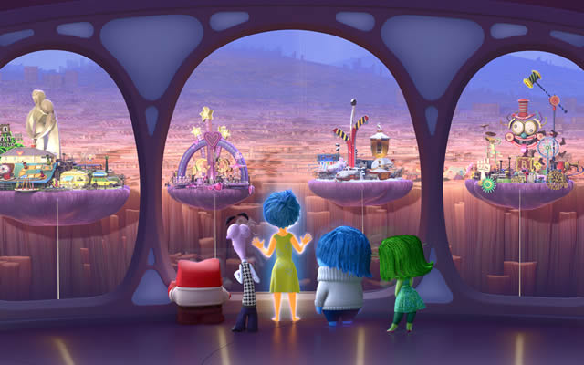 Inside Out interview Pete Docter
