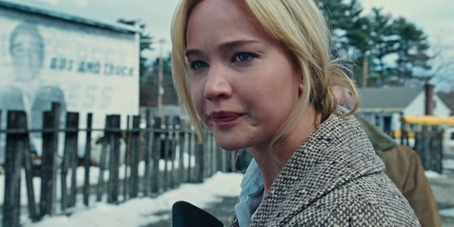 Joy is one of the upcoming Jennifer Lawrence movies.
