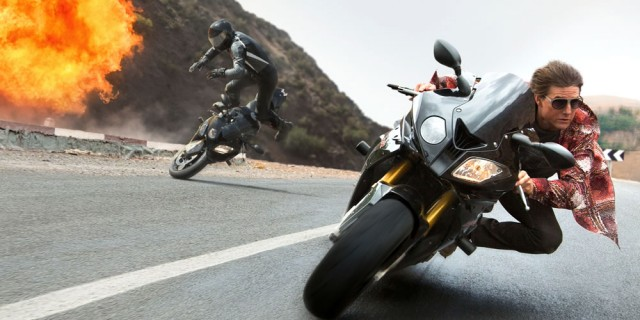 'Mission: Impossible - Rogue Nation' (2015) Movie Review ...