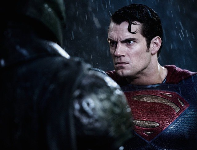 Batman v Superman is almost certainly the most anticipated of the Henry Cavill movies.