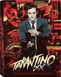 Tarantino XX: 8-Film Collection on DVD Blu-ray today
