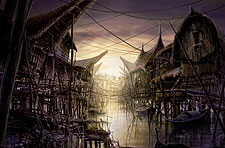 Last Year Comingsoon Was Invited By Walt Disney Pictures To Visit One Of The Sets Being Used For Upcoming Pirates Caribbean At World S End