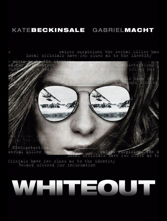 Whiteout Movie Poster New Whiteout Poster Online