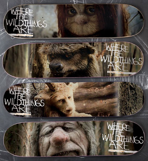 Where The Wild Things Are Monsters Book