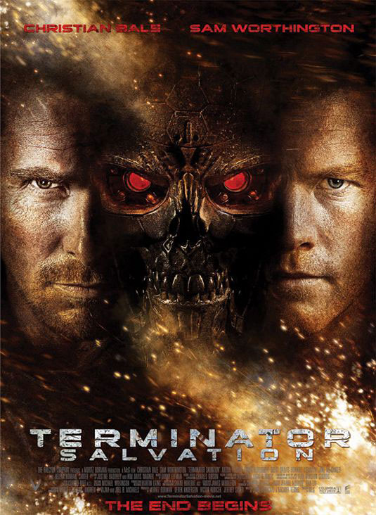 new terminator salvation poster comingsoonnet