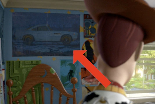 Dory In Andy S Room